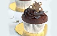 Pekmezli Çikolatalı Mini Kek