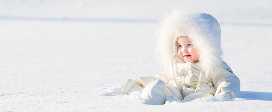 Kış Bebekleri Özen İster