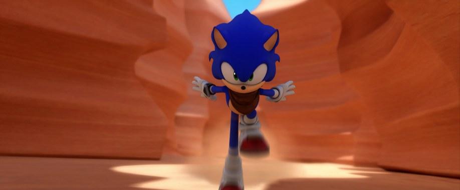 Sonic Boom minikaGOda!