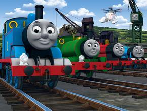 Thomas ve Arkadaşları | Temmuz Tanıtım