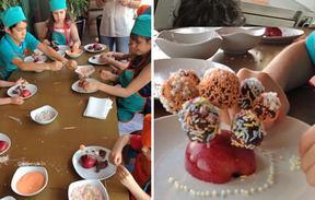 Minik aşçılar Kadıköy Kitchen Creates'ten çıkar! Çocuklara Özel Günlük Mutfak Atölyeleri ve sürprizler burada!