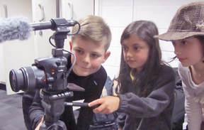 Çocuklarınız Çizgi Animasyon, Film Yapım ve Stop Motion Film Yapım Atölyelerinde sinema ile tanışsınlar