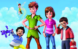 Peter Pan'ın Yeni Maceraları - Eylül Tanıtım