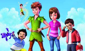 Peter Pan'ın Yeni Maceraları