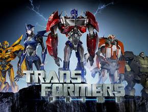 Bir Efsane: Transformers Prime