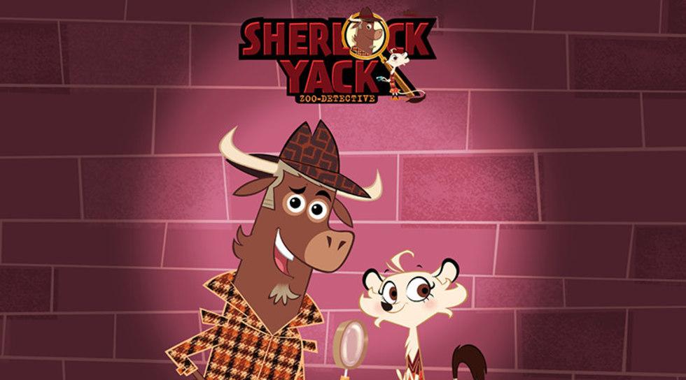 Sherlock Yack 1 Bölüm Minika Go