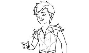 Peter Pan'ı Boya (Yazdır)