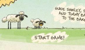 Koyun Shaun Oyunları 1