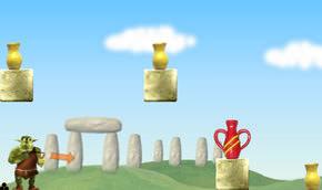 Vazo Kırma Oyunu