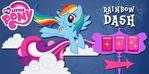 My Little Pony Rainbow Dash Oyunu
