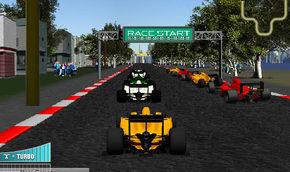 Formula 1 Süper Yarış Oyunu